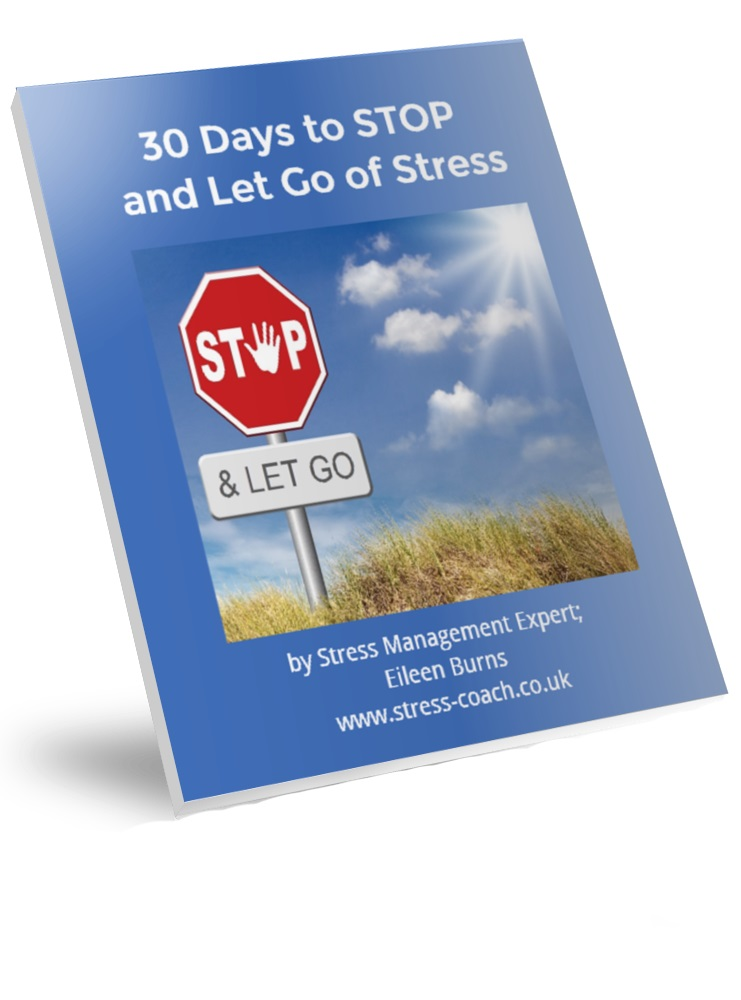 Learn How To Let Go Of Stress In Less Than 30 Days
