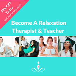 certificated relaxation therapist training