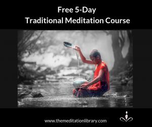 being still meditation course