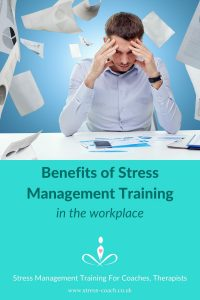 benefits of stress management in the workplace, occupational stress management