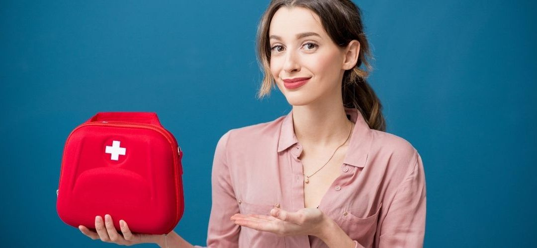 Emergency Stress Kit For Workplace Stress - Top Stress Relieving Products and Stress Busting Techniques For The Office Or Work