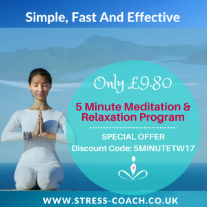 Meditate In Less Than 5 Minutes