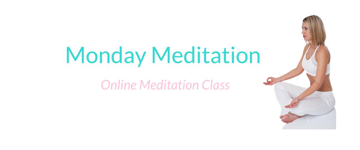 online meditation class meditation teacher