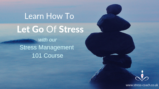 stress management 101 training program for work