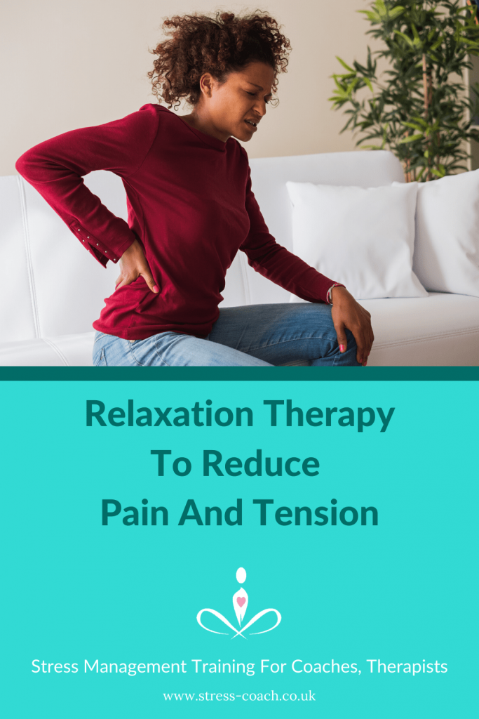 relaxation techniques pain relief