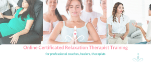 online relaxation training course for therapists