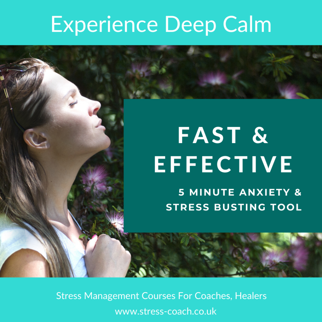 fast anxiety busting tool