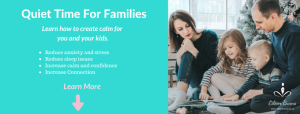 calm kids program for families