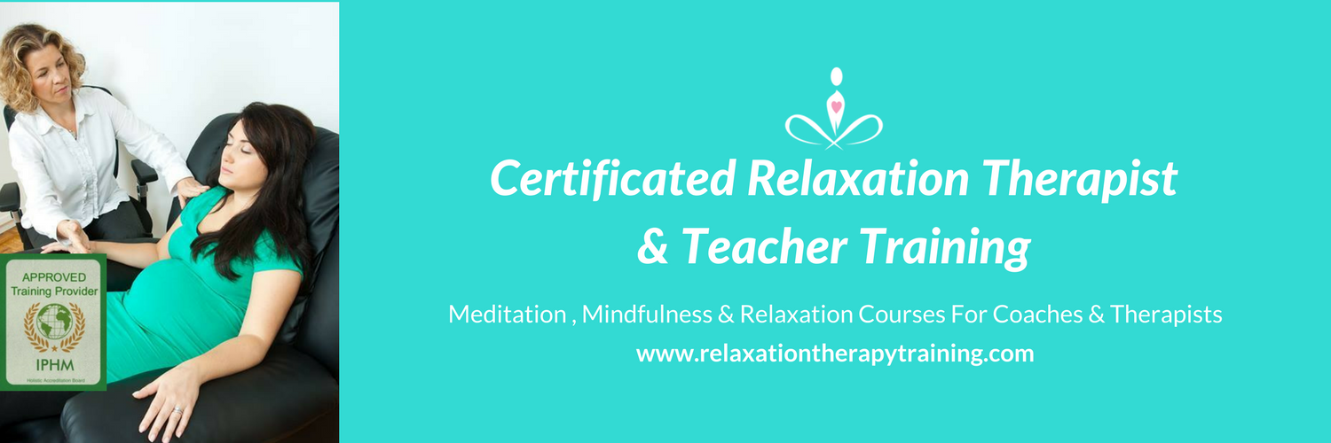 relaxation therapist training offers