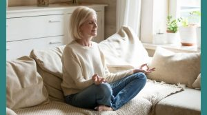 meditation for menopause, meditation and relaxation program for menopause