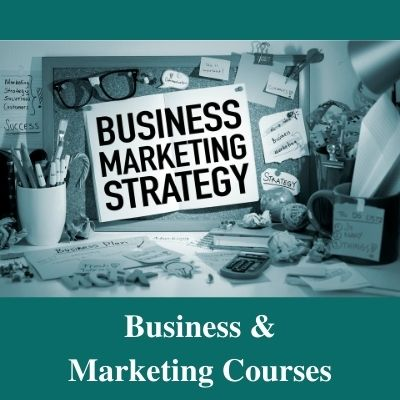 Business & Marketing Courses For Coaches , Therapists