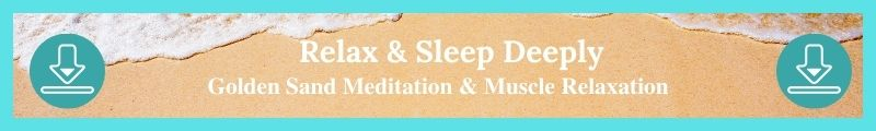 Relax Deeply - Sleep Deeply Golden Sand Meditation, Muscle Relaxation Technique mp3