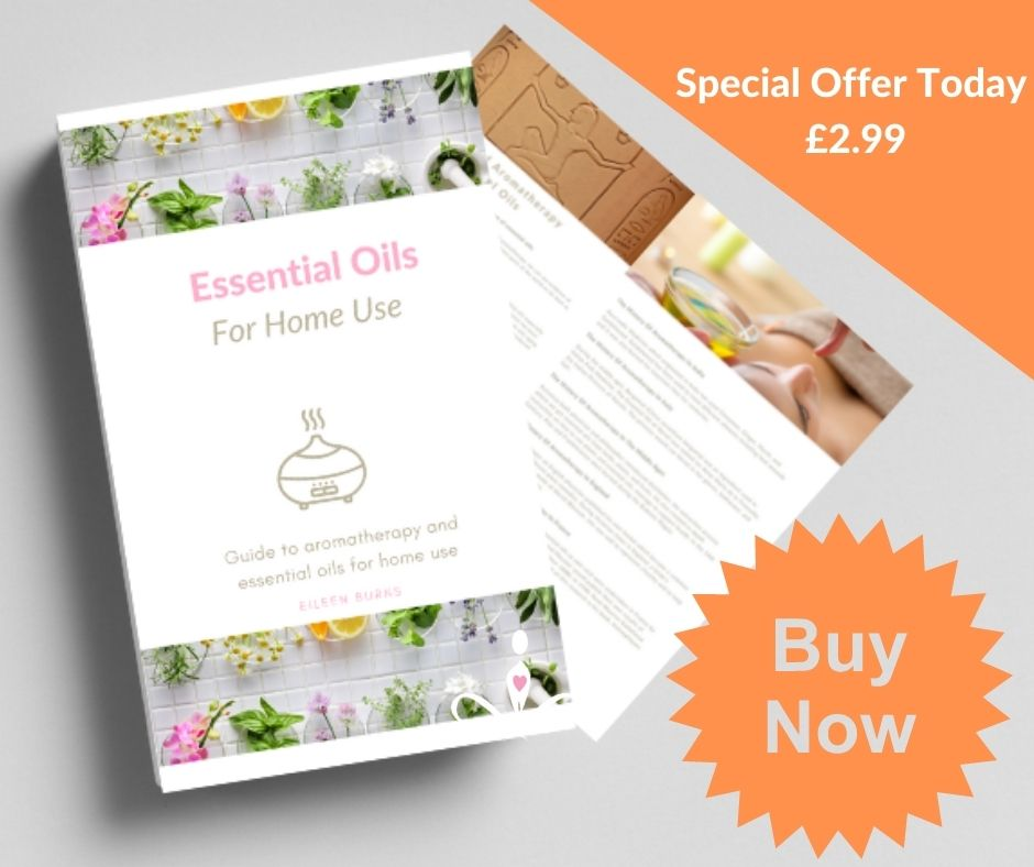 Aromatherapy Book - How to use essential oils at home